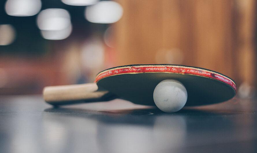 Пинг-понг как способ оздоровления