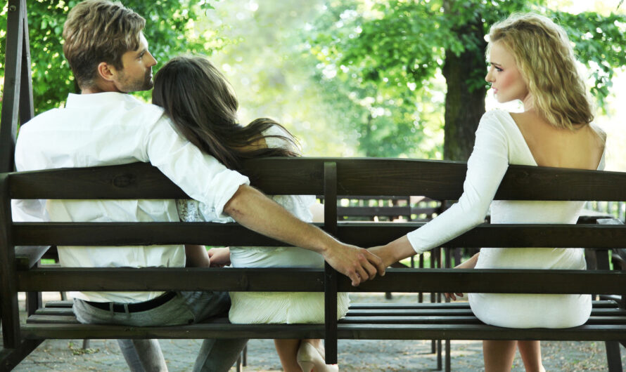 Вещи, которые толкают партнера к измене